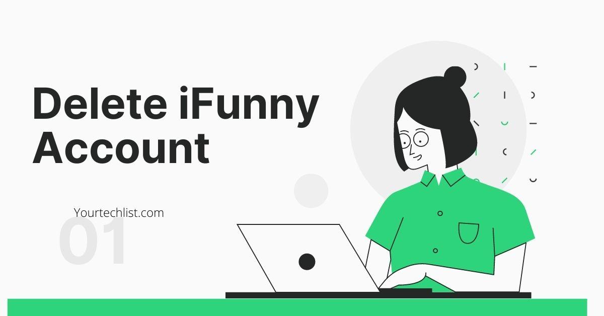 Delete iFunny Account