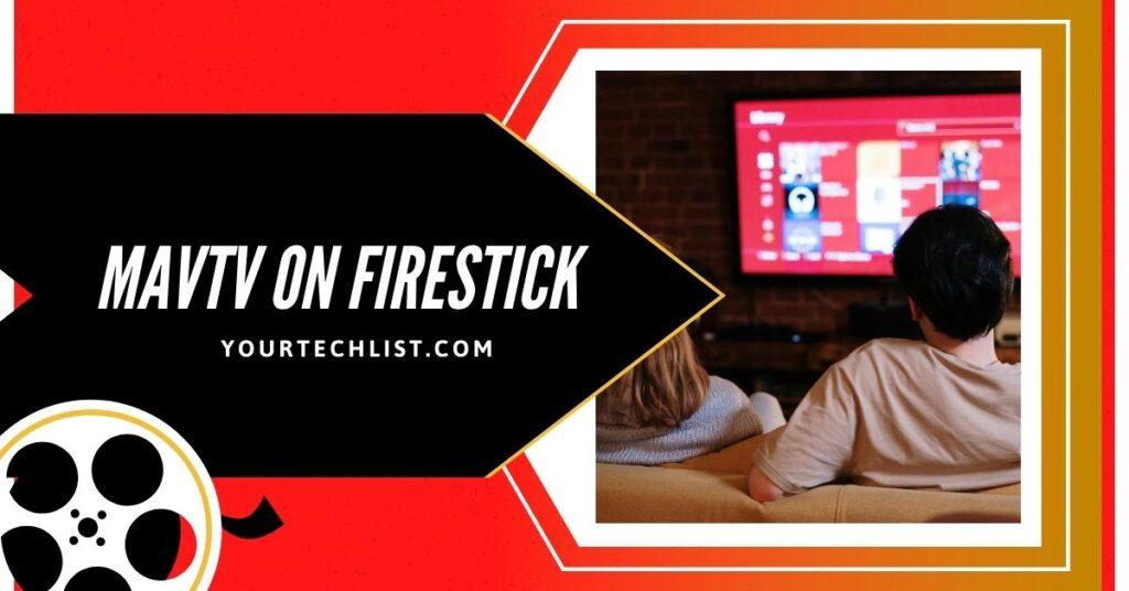 Mav TV on Firestick